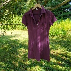 American Apparel Shirtdress